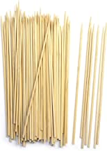 Family Home Bamboo Barbecue Skewers, 4 mm, 16 inch, 150 pcs