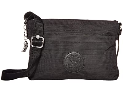 Kipling Abel Handbag (Black Dazz) Handbags