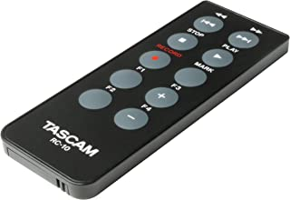 Tascam RC-10 Wired/Wireless Remote Control for DR-40 and DR-100MKII