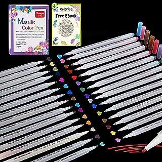 DazSpirit Art Paint Pens 30 rotuladores metálicos para Manu