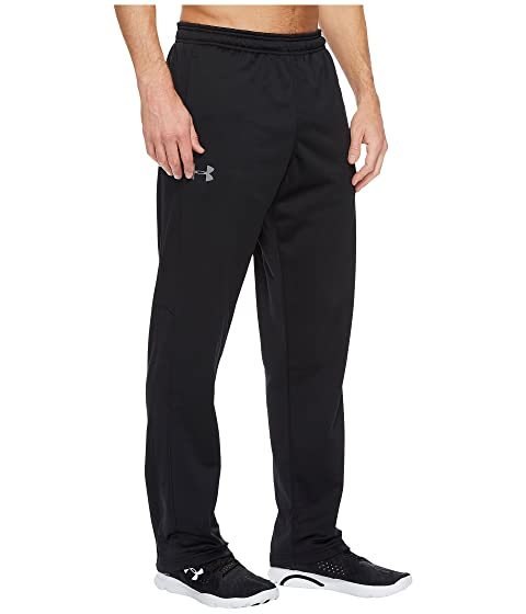 Grafito Under ligeros Armor Fleece Armour Negro Pantalones TqpRTOw