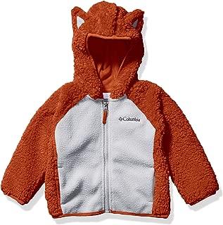 Columbia Unisex-Child 1864001 Foxy BabyTMSherpa Full Zip Fleece Jacket