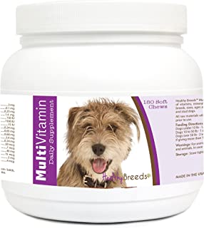 Healthy Breeds 1128 Mutt 002 Count Multi Vitamin