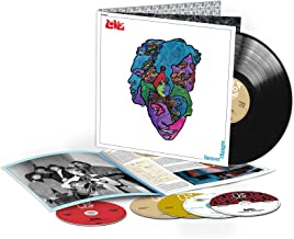 Forever Changes (50th Anniversary Edition)(4CD/1DVD/1LP)