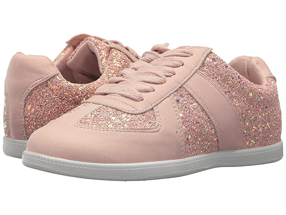 Dolce Vita Kids Mosie (Little Kid/Big Kid) (Blush Glitter) Girl