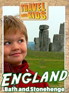 Travel with Kids: England - Bath & Stonehenge