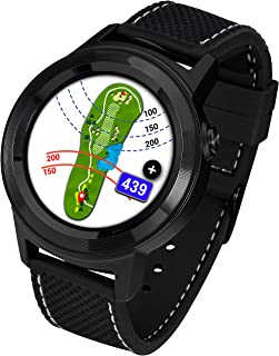Golf Buddy Aim W11 Golf GPS Watch, Premium Full Color Touchscreen, Preloaded with 40,000 Worldwide Courses, Easy-to-use Go... photo