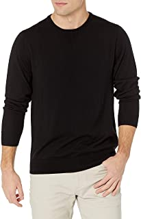 Amazon Brand - Goodthreads Men's Lightweight Merino Wool...
