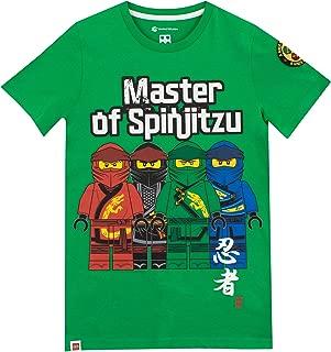 Ninjago Boys' Ninja Go T-Shirt