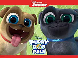 Puppy Dog Pals Volume 1