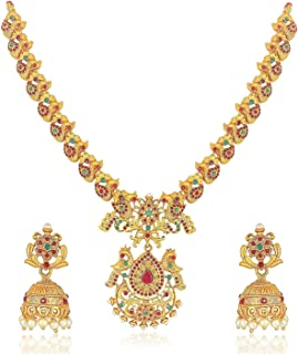 dbfa1c2b7cb50 Women's Jewellery Sets priced ₹1,000 - ₹5,000: Buy Women's ...