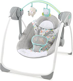 Ingenuity Comfort 2 Go Portable Swing – Fanciful Forest