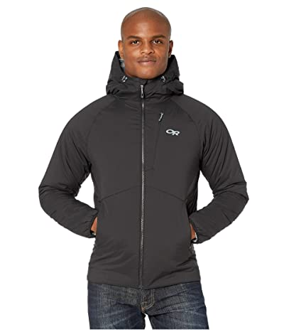 Outdoor Research Refuge Hooded Jacket (Black) Men