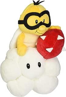 Little Buddy Super Mario All Star Collection 1448 Lakitu/Jugemu Stuffed Plush