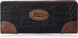 Hidesign Women's Wallet (Black Tan)
