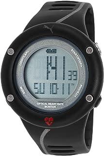 Unisex PU911291002 Optical Cardiac Reflective Digital Display Watch