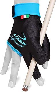 Longoni Sultan 台球杆手套 - 右手 - 黑色