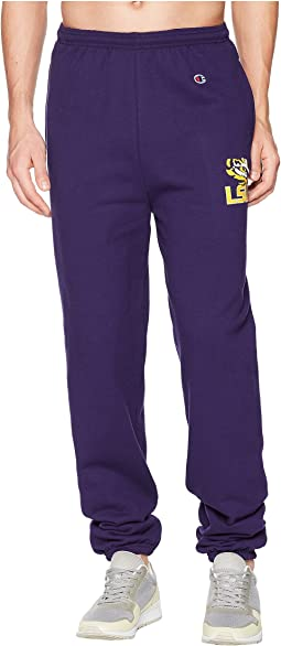 Champion College LSU Tigers Eco® Powerblend® Banded Pants