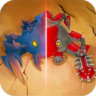 Spore Monsters.io 3D -