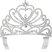 Best swarovski crown tiara Reviews
