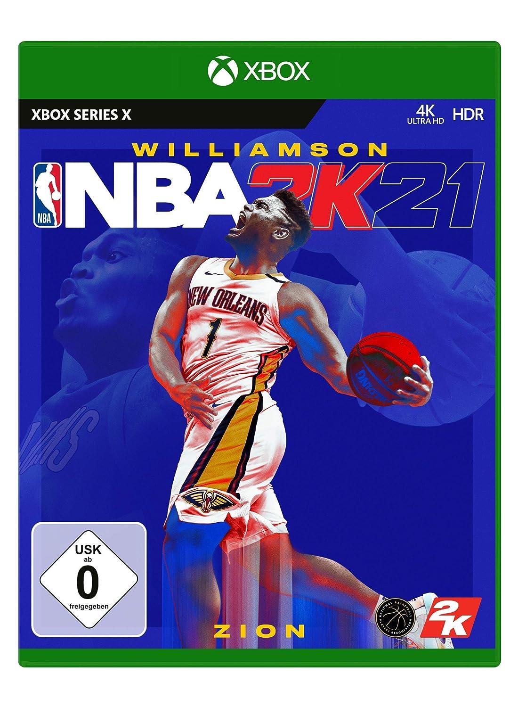 NBA 2K21 - Standard Edition