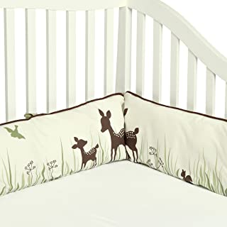 Kids Line All Around Bumper, Willow (Discontinued by Manufacturer)