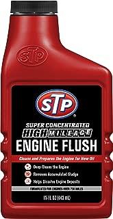 STP Super Concentrated High Mileage Engine Flush (15 fl. oz.)