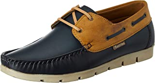 Centrino Men's Boat Shoes