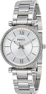 Women's Carlie Stainless Steel Casual Quartz Watch