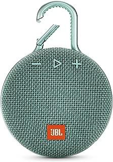 JBL JBLCLIP3TEAL Taşınabilir Bluetooth Hoparlör, Teal