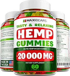 forest hemp gummies