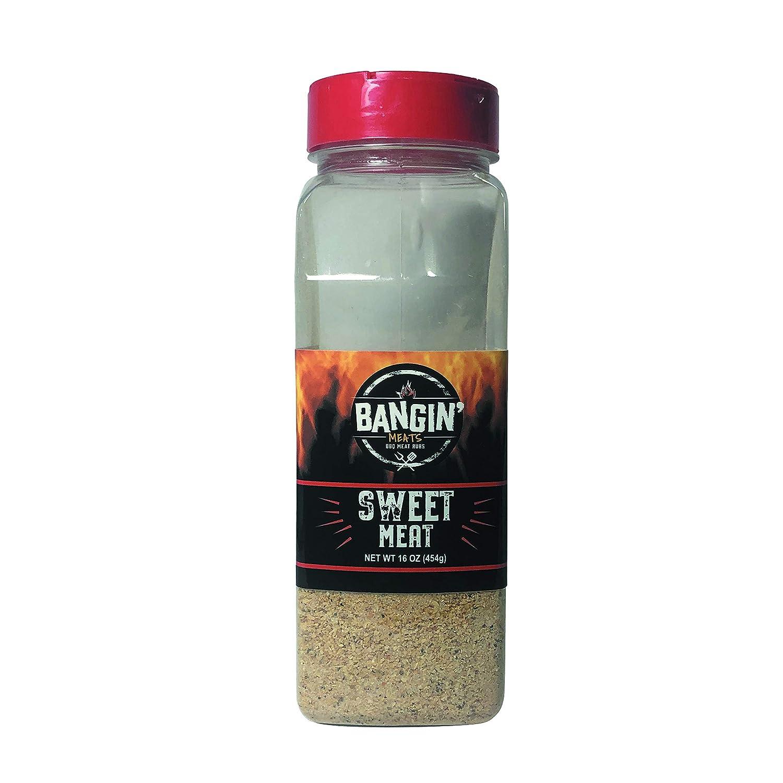 BanginMeats Atlanta Mall Selling SWEET MEAT Rib and Rub Pork Seasoning