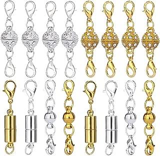 Best rhinestone jewelry clasps Reviews