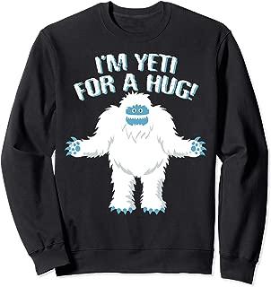 I'm YETI for a HUG! Tee Funny Ready for a Hug Cute Snow Yeti Sweatshirt