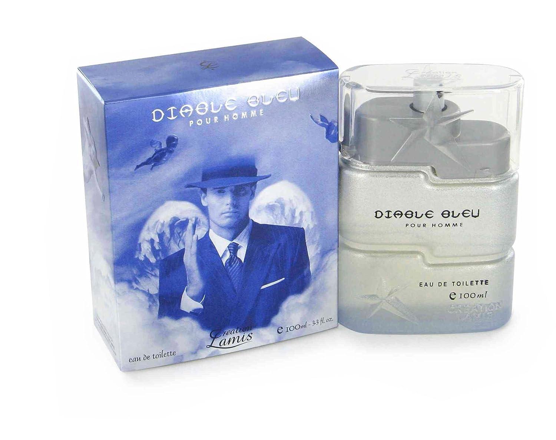 Diable Bleu By Creation Elegant Lamis 3.4 oz Limited time cheap sale Eau De for M Toilette Spray