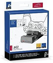 Speedlink JAZZ USB-lader - laadstation voor de originele Dualshock controller van Playstation 4 (twee gamepads tegelijkert...