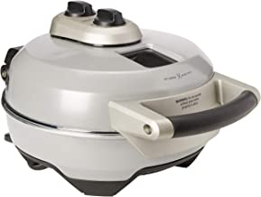 Brevile BREBPZ600XL Pizza Maker, 19.5 x 12.6 x 19.2 inches, Silver