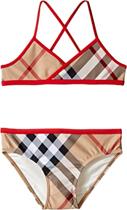 Burberry Kids - Crosby Swimsuit (Little Kids/Big Kids)