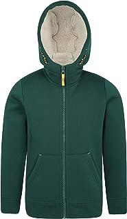 Nordic Fur Lined Full Zip Hoody - Fleece Hoodie