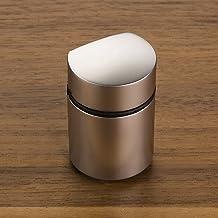 SO-TECH® Glazen vloerdrager SHELFI 3 Stück Chrom Matt