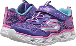 SKECHERS KIDS - Galaxy 10920N Lights (Toddler)