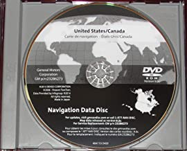 New 2016 Suburban/Tahoe Navigation DVD Map Update GM p/n: 23286273 9.0C V.2016