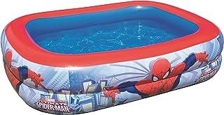 حمام سباحة سبايدر مان قابل للنفخ من بيست واي 98011