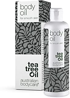 Australian Bodycare Body Oil 150 ml | Olja med Tea Tree Oil för bristningar, ärr och pigmentfläckar | Gravid, magen, rumpa...