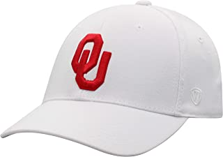 oklahoma sooners fitted hats