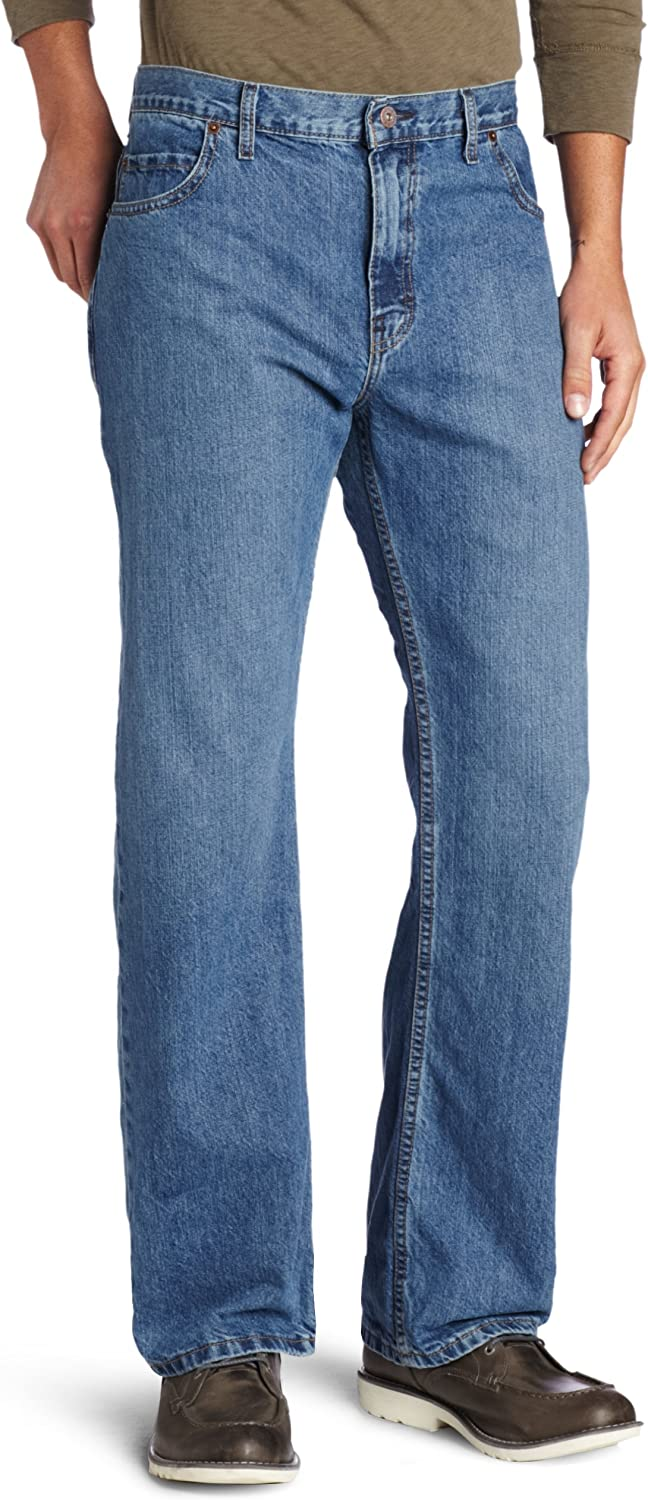 Sales of SALE items from new works Dickies Men's Relaxed Dedication Jean Five-Pocket Straight-Fit