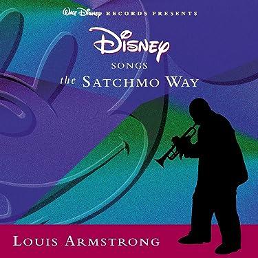 Disney Songs The Satchmo Way [VINYL]