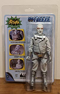 Batman Classic TV Series Action Figures Series 4: Mr. Freeze