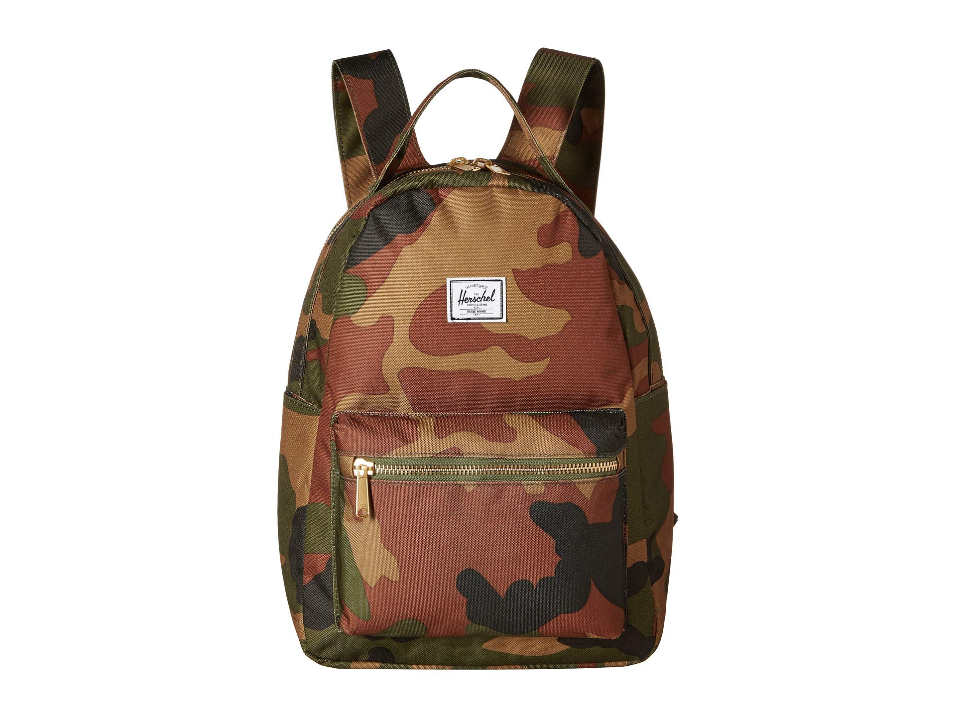 Camo Co Woodland X small Nova Supply Herschel f6qw11