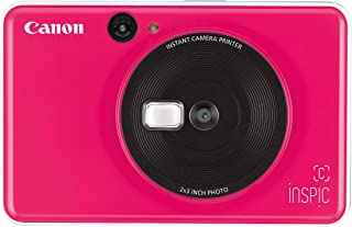 Canon iNSPiC C Instant Camera - Bubblegum Pink (CPINK)
